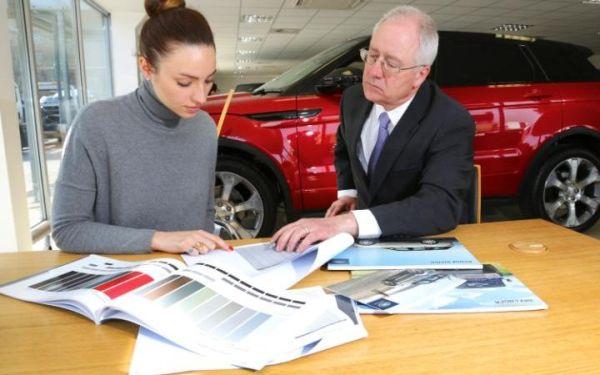 negociation à l'achat de voiture